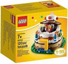Lego 40153 Set Tarta de Cumpleaños con Figura de Jester (Joker). Nuevo en caja.