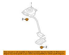 MAZDA OEM 07-18 CX-9 Rear Suspension-Front Mount Bracket Nut 999400801