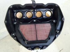 Used OEM 2006-7 Yamaha R6 air box complete with injectors