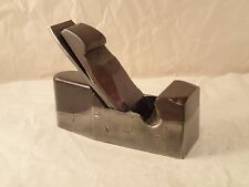 Antique Iron & ROSEWOOD Infilled Smoothing Plane with Wm. Marples Cutting Iron