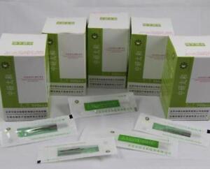 Authentic 500pcs/box Acupuncture Disposable Needle Sterile Needles Single Use