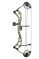New Bear Archery Salute RTH Camo Package Compound Bow 70# A7SL1127WM Cruzer