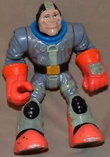 "6"" Night Squad Roger Houston Rescue Heroes Action Figures Toys 2000 Mattel"