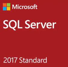 Microsoft SQL Server 2017 Standard Edition { FULL RETAIL LICENSE][NEW]