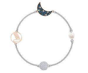 Swarovski Remix Strand Symbol Bracelet Multicoloured SIZE S New
