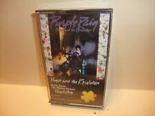 PRINCE Purple Rain Audio Cassette Tape--NIP