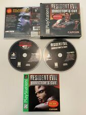 Ps1 Resident Evil Director's Cut