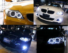 BMW 6000K H8 ANGEL EYE LED MARKERS E90 LCI E92 E93 E60 E61 E63 E64 M3 320 325