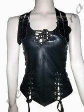 Unbranded Leather Halter Basques & Corsets for Women