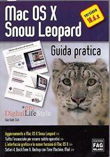 MAC OS X SNOW LEOPARD GUIDA PRATICA G.G.ZURLI EDIZIONI FAEG (UA897)