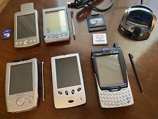 New listing 5 Cool Pocket Pcs / Palm Pdas With Hitachi Sh-G1000 Smartphone