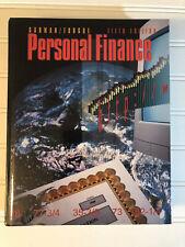 Personal Finance 5th Edition Garman Forgue Houghton Mifflin