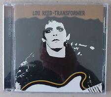 CD   *** LOU REED. TRANSFORMER ***  RCA 2002