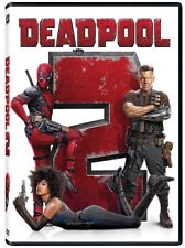 Deadpool 2 (DVD 2018) Includes Gag Reel, New & Sealed FREE Shipping!