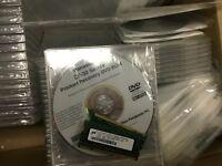 New Sealed Panasonic CF-30 MK1 Windows XP Pro Recovery DVD & Memory
