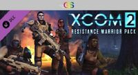 XCOM 2: Resistance Warrior Pack DLC Steam Key Digital Download PC [Global]