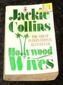 Hollywood Wives by Jackie Collins (Paperback, 1991)
