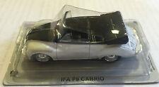 """DIE CAST """" IFA F9 CABRIO """" AUTO DELL' EST SCALA 1/43"""