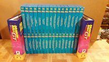 Dragon Ball GT Collection 32 VHS ORIGINALI + 2 Raccoglitori  DeAgostini