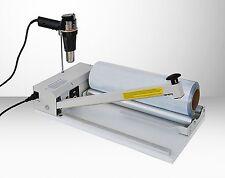 """Shrink Wrap System with 40"""" I –Bar Sealer,Heat gun,Roller,Shrink film AIE-2040I"""
