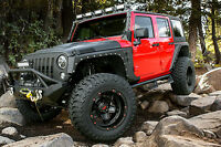 Tuff T10 12x20 5x127 Felgen für Jeep Wrangler JK Offroad Tiefbett Deep Lip