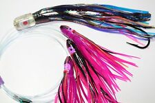 Tuna Bullet - HOLO FLYER w/ Daisy Chain for Tuna, Mahi, Wahoo, and Marlin