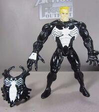 VENOM 1995 Amazing Spider-Man Animated Series Eddie Brock Action Figure VILLAIN