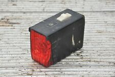 Raleigh Vintage / Retro Rear Guard Red Bike Cycle Lamp / Light