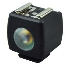 JJC JSYK-3A Hot Shoe Adapter Optical Flash Trigger Canon Speedlite EX Series