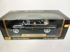 Maisto 1956 Chrysler 300 B Black (Die-cast - 1:18 Scale)