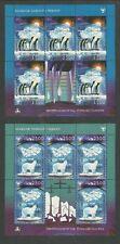 Preserve the Polar Regions and Glaciers Belarus 3 different Mini Sheet, MUH