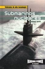 Submarinos Nucleares/Nuclear Submarines (Vehiculos De Alta Tecnologia)-ExLibrary