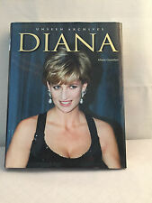 """PRINCESS DIANA - """"Unseen Archives""""  by Alison Gauntlett- NEW"""