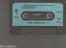 SPECTRUM/ VIC 20 - IDEA COMPUTER N.3 - VEDI NOTE