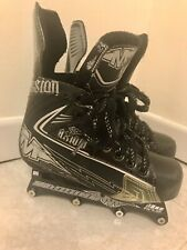 Mission Axiom A3 Youth Inline Roller Hockey Skates Size 2E (shoe size 3)