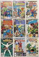 Lot of 9 What If comics 2 4 6 11 17 28 32 35 36 Vol 1 1977 Marvel Hulk Daredevil