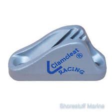 CLAMCLEAT CL275 aperto più piccolo linea di controllo Micro Tacchetti-alluminio-GOMMONE