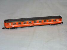 Z Scale Marklin 8741 Eurofima Swiss Sbb Cff Ffs 1st Class Orange Coach Car