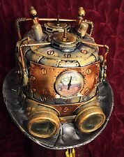 Steampunk Hat Power Armor Elite # 6Cosplay Tesla Victorian Fallout