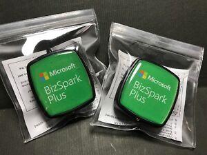 Two (x2) USB 2.0,  4-Port Ultra Mini USB Hub. Microsoft BizSpark Plus Marketing.