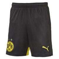 PUMA Borussia Dortmund BVB Replica Shorts Herren Hose schwarz 747999 02