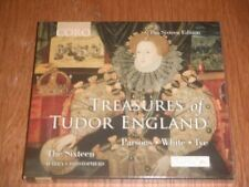 Treasures of Tudor England - Parsons White Tye - Sixteen Harry Christophers (CD)