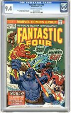 Fantastic Four #145 CGC 9.4 NM  Off- wht to wht pgs  4/74  G.Kane cover, R. Andr
