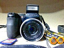 Fujifilm FinePix S Series S5700 Digital Camera - Black