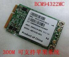 Broadcom BCM4322MC WLAN CARD 300M PCI-E mini card