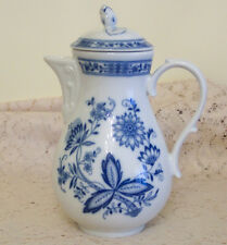 Blue Onion Coffee Pot  Tirschenreuth/Hutschenreuther