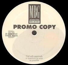 DJ LUKE - Movin' On - 1993 MBG International - MBG 0793