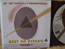 Kitaro- Best of- remastered  RAR