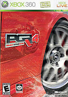 Project Gotham Racing 4 Xbox 360 Kids Game PGR IV Complete Car Race