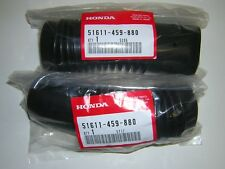 Honda Front Fork Boots Gaiters CB125 CL125 S90 CT90 CL90 90 OEM NEW